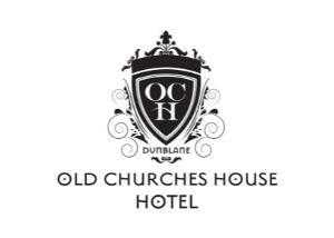 Old Churches House square logo