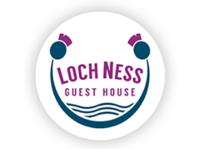 Loch Ness Guest House Square Logo