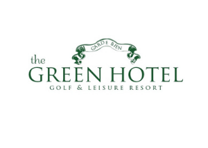 The Green Hotel square logo
