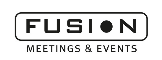 Fusion meetings and events logo