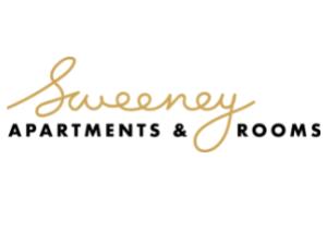 Sweeney Rooms square logo